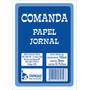 Impresso Talao Comanda Jornal 50f.80mmx110mm Tamoio Pct.c/20