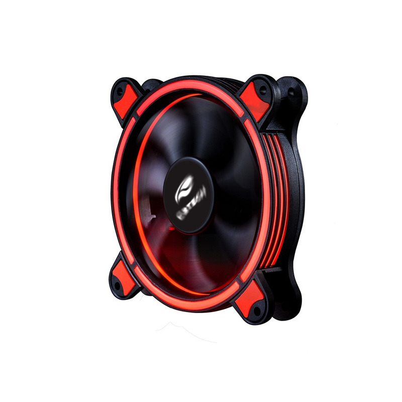 KIT COOLER FAN 12CM BARRA/CONTROLE REMOTO C3TECH F7-L500RGB