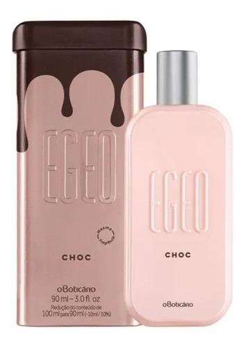 Perfume Feminino Egeo Choc 90ml De O Boticário Original