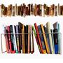 Organizador Separador De Livros Revisteiro Prateleira 44cm