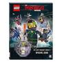 Livro Infantil Lego The Ninjago Filme 2018 Happy Boo
