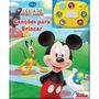 Livro Mickey Voce Cria