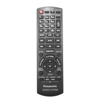 Controle Remoto Mini System Panasonic N2QAYB000850