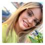 Armação De Óculos De Grau Feminina Joia Transparente Gatinho