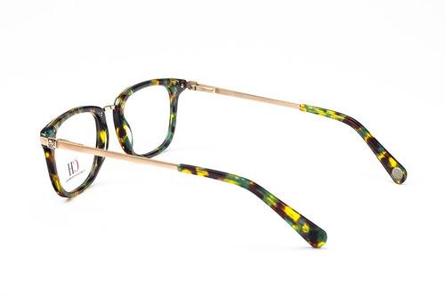 ... comprar Armação Oculos Grau Feminino Acetato Cr10 Importado Original ... 2f3f9626ae