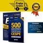 Combo Concurso Prf 2019 Apostila Caderno De Testes