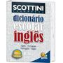 Dicionario Scottini Ingles 60 Milvb Capa Pvc 1151843 28058