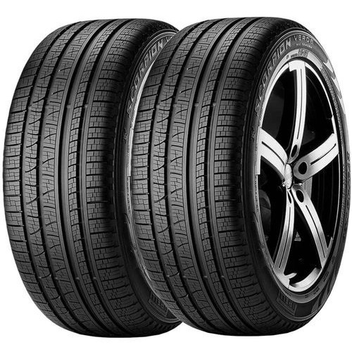 Jogo 2 Pneus Pirelli 215/65r16 102h Xl Scorpion Verde Duster