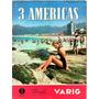 Revista 3 Américas N° 7 Varig 1957