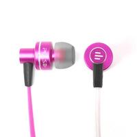 Fone de Ouvido Intra Auricular Pulse Rosa e Branco Multilaser - PH155