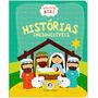 Livro Biblia Do Bebe Historias Inesqueciveis