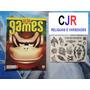 Revista Açao Games 147 Com Tatuagens Temporarias