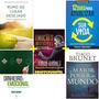 Kit 5 Livros Tiago Brunet O Poder Para Mudar O Mundo E