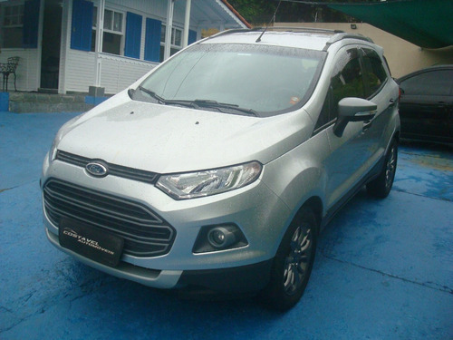 Ford Ecosport 2.0 16v Freestyle Flex Powershift 5p Ano 2015