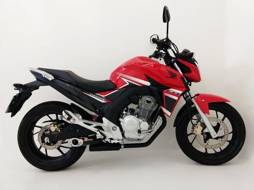 Escapamento Disarsz Honda Cb Twister 250cc 2016-2019