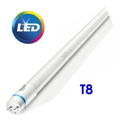 Lampada Tubo Led Tubular T8 18w Branco Frio Philips 3 Peças Original