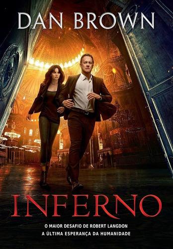 Inferno  Capa Filme - Arqueiro Original