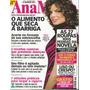 003 Revista Ana Maria O Alimento Que Seca A Barriga