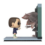 Eleven and Demogorgon Pop Funko #727 - Movie Moments - Stranger Things