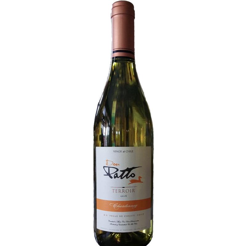 Vinho Fino Chardonnay Seco 750 ml - Don Patto