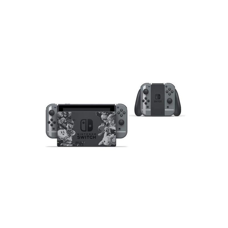 Console Nintendo Switch - Super Smash Bros Ultimate