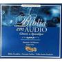 Bíblia Sagrada Em Áudio Mp3 Completa Voz Cid Moreira