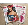 Revista Manequim 550 Juliana Knust Vestido Longo Tailleur