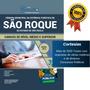 Apostila Cargos De Nível Superior Câmara São Roque Sp 2019