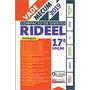 Vade Mecum Compacto De Direito Rideel 17ª Edição (2019)