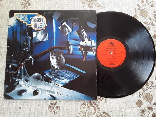 Lp The Moody Blues The Other Side Of Life Com Encarte P1986 Original