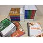 33 Livros, 5 Apostilas (4 Med) E 8 Livretos Poliedro