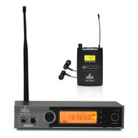 KIT SISTEMA DE FONE SEM FIO ARCANO UHF ARC-MON2(W1)