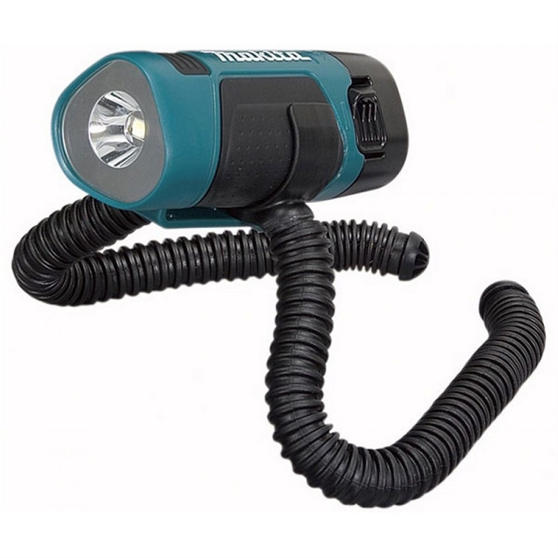 Lanterna c/ Haste Flexivel 10.6V - Ml101 - Makita