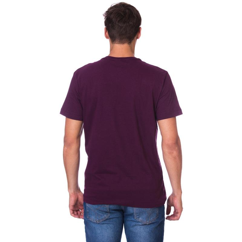 Camiseta Long Island MG Roxa