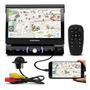 Dvd Player Pósitron Sp6330bt 7 Polegadas Espelhamento Bluetooth Usb Aux Sd Cd Câmera De Ré Colorida Tartaruga
