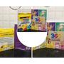 Kit Infantil 365 Desenhos Para Colorir canetinhas Hidrografi