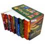 Coleção Harry Potter 10 Livros Brinde