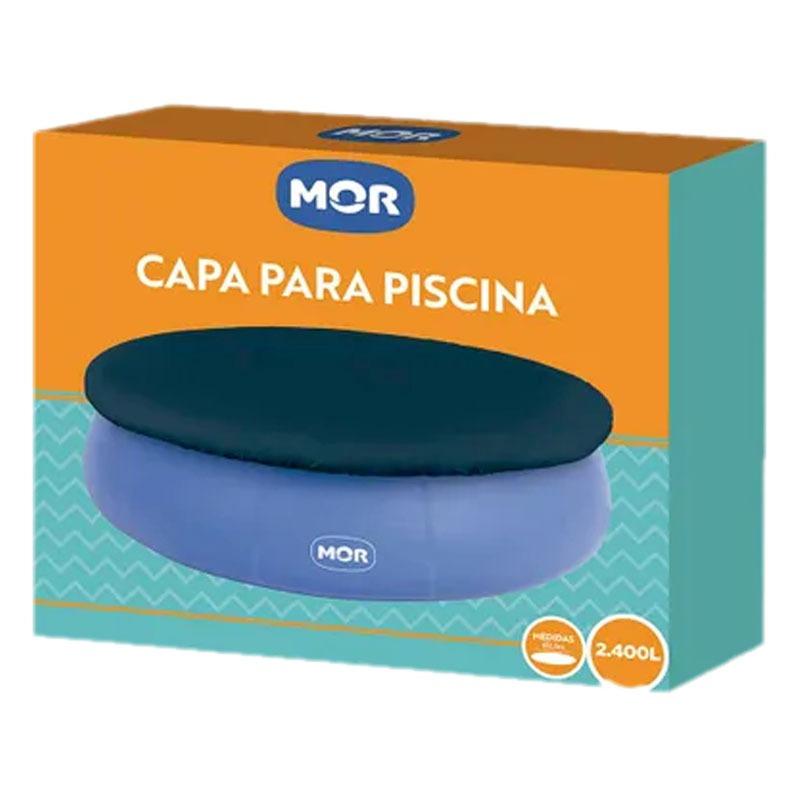 CAPA DE PISCINA INFLÁVEL 2400L - MOR