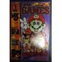 Revista Herói Games Nº 06 Mário Bros Nintendo Ataca Mk 3
