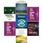 Kit 7 Livros Tiago Brunet Dinheiro É Emocional E Mais