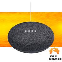 Caixa de Som Google Home Mini - Black