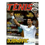 Revista Tênis O Mundo Se Curva A Djokovic #96