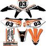 Adesivos Gráficos Crf230 2015/2019 Tanque Biker F 19 Crfb 29