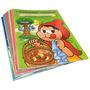 Coleção Clássicos Encantados Turma Da Mônica 14 Revistas