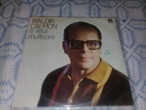 Lp Waldir Calmon E Seus Multisons
