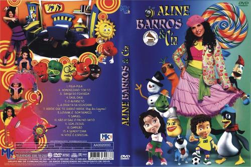 dvd aline barros e cia 3 gratis