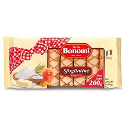 Sfogliatine Glassate - Forno Bonomi