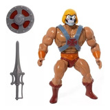 Robot He-Man Vintage Masters Of The Universe - MOTU - Super7