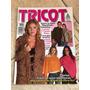 Revista Tricot 19 Masculino Feminino Cachecol Casaco Blusa