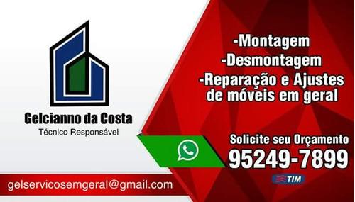 Montagem De Moveis Abc Sp Santo Andre Sbc Scs Zona Leste